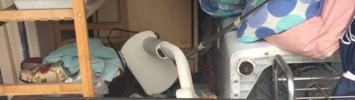 軽トラックにて単身のお客様の引越し|栃木県上三川~宇都宮