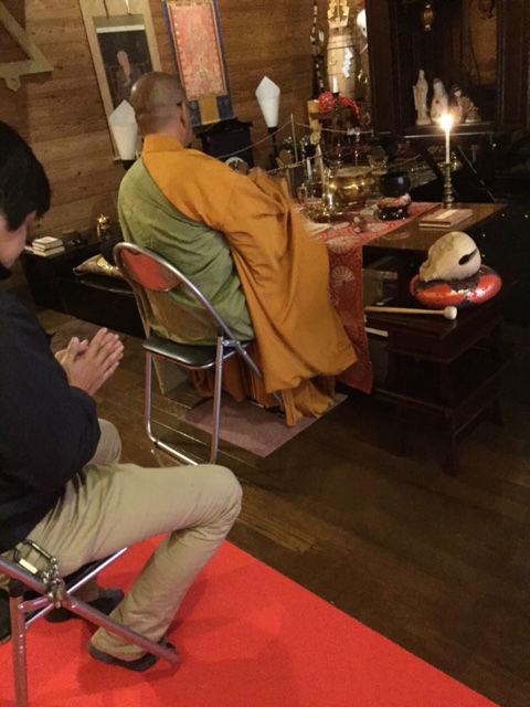 大蔵寺供養