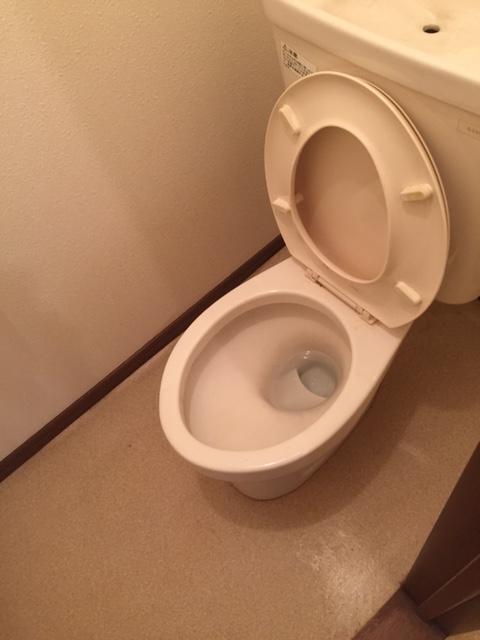 トイレの片付け・清掃後