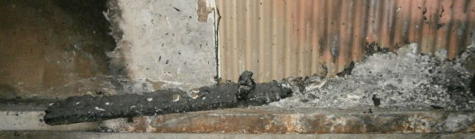 火災現場の清掃・消毒のお見積もり|埼玉県さいたま市のお客さま