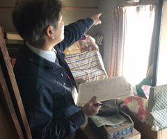2DKのお部屋の遺品整理|栃木県足利市のお客様