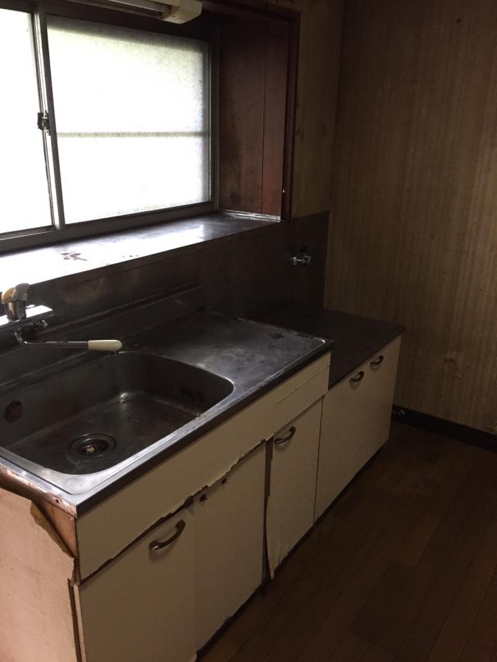 キッチンの片付け・清掃後