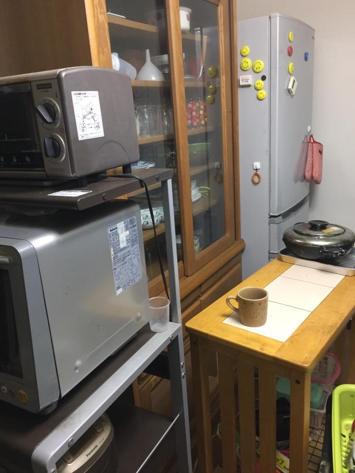 キッチン家電など