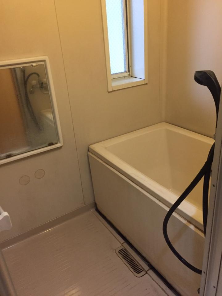 浴室の片付け・整理後