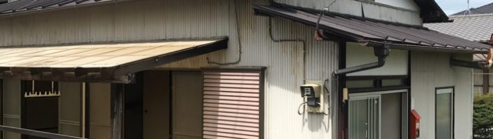 空き家になったお庭の雑草の草刈り・片付け|栃木県宇都宮市のお客様