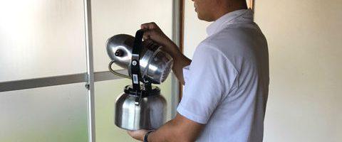 体液のクリーニング・オゾン燻蒸などの特殊清掃|埼玉県さいたま市の某リフォーム会社様からのご依頼