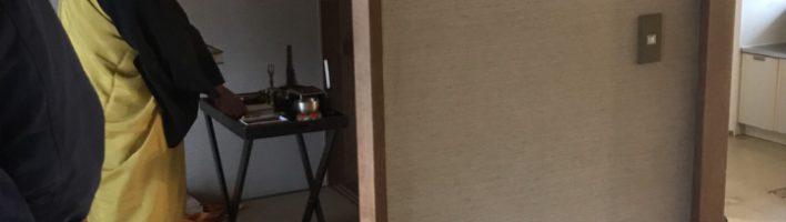 孤独死の現場にて故人様のご供養頂いました|栃木県宇都宮市のお客様