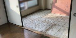 退去に伴う汚部屋(ゴミ屋敷)の整理・片付けとハウスクリーニング|栃木県宇都宮市のお客様