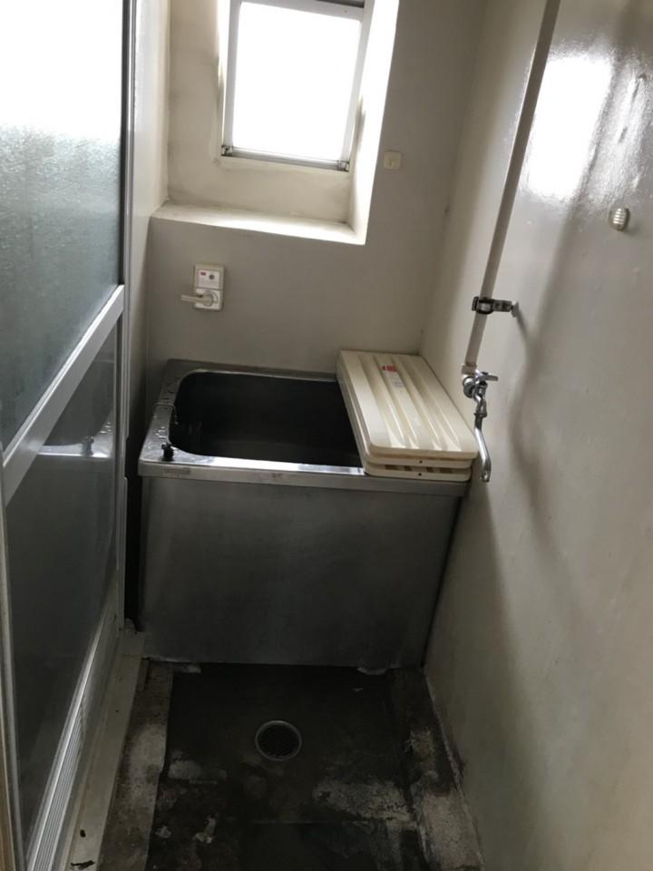 浴室(お風呂)の遺品整理・片付け後