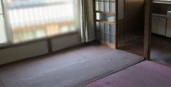 自宅兼店舗の遺品整理 栃木県日光市にてお部屋の片付け