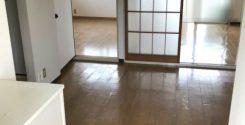 孤独死に伴う遺品整理と不用品の買取|栃木県宇都宮市の賃貸アパートにてお部屋の片付け