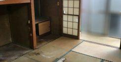 10年間手つかずになっていた実家の遺品整理と不用品の片付け|栃木県小山市にてお部屋の片付け