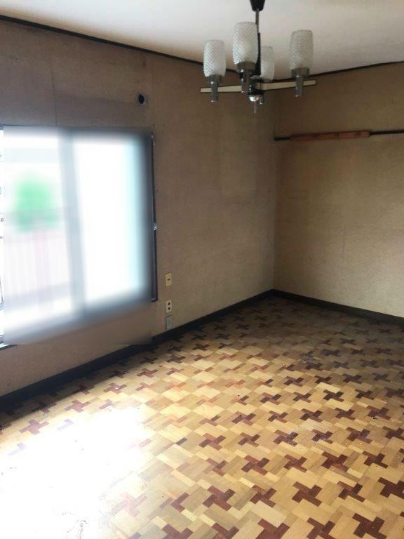 2階の洋室の整理・片付け後