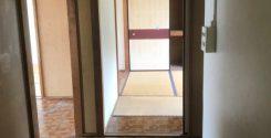 亡くなったお母さまのお部屋の遺品整理と不用品片付け|栃木県宇都宮市の某市営住宅にてお部屋の片付け