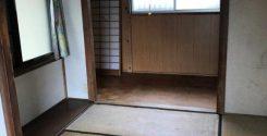 空き家の整理・片付けに伴う遺品整理|栃木県宇都宮市の戸建て住宅にてお部屋の片付け