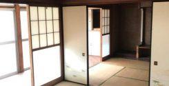 実家の遺品整理に伴う庭廻りとリビングの片付け|栃木県宇都宮市の戸建て住宅にて実家整理