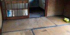 生活保護世帯の生前整理に伴う不用品片付け|栃木県小山市の某市営住宅にてお部屋の片付け