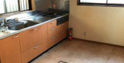 遺品整理に伴う不用品片付けと物置の解体作業|栃木県下野市の戸建て住宅にて実家整理