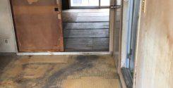 生活保護者の方の遺品整理に伴う不用品片付け|栃木県小山市の平屋の賃貸物件にてお部屋の片付け