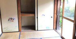 亡くなったお母さまの遺品整理に伴う不用品片付け|栃木県日光市の某市営住宅にてお部屋の片付け