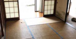 佐野市の遺品整理 両親が他界された持ち家にて遺品整理・片付け