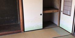 栃木県下野市にて家屋の解体に伴う遺品整理と不用品片付け
