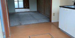 栃木県小山市にてゴミ屋敷の片付け・清掃作業