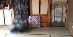 栃木県宇都宮市にて遺品整理に伴う不用品片付け
