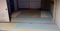 栃木県宇都宮市のビルにて遺品整理に伴う家財整理