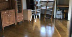 栃木県宇都宮市にて遺品整理に伴う家財整理・ハウスクリーニング