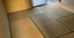 栃木県宇都宮市にて孤独死に伴うお部屋の遺品整理と清掃作業