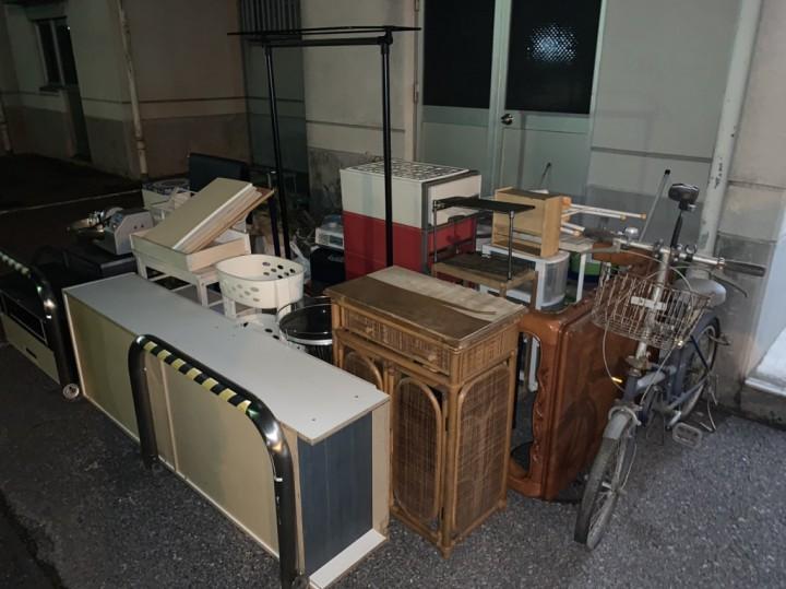家具などの残置物