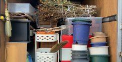 栃木県宇都宮市にて遺品整理に伴う廃棄物の片付け