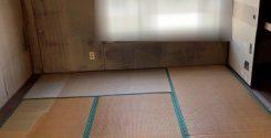 栃木県真岡市にて遺品整理に伴う賃貸住宅の片付け