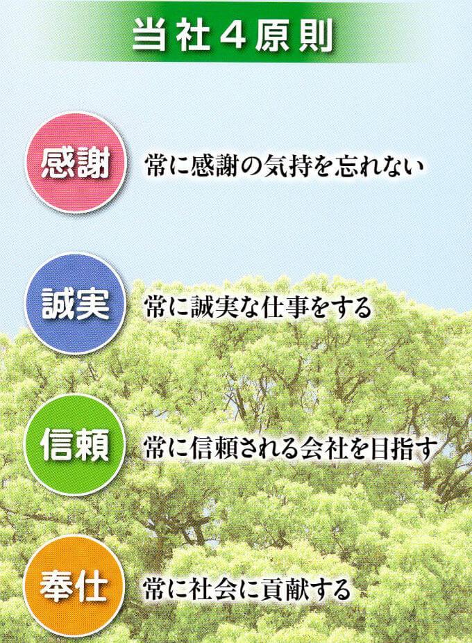 アジャストの4原則