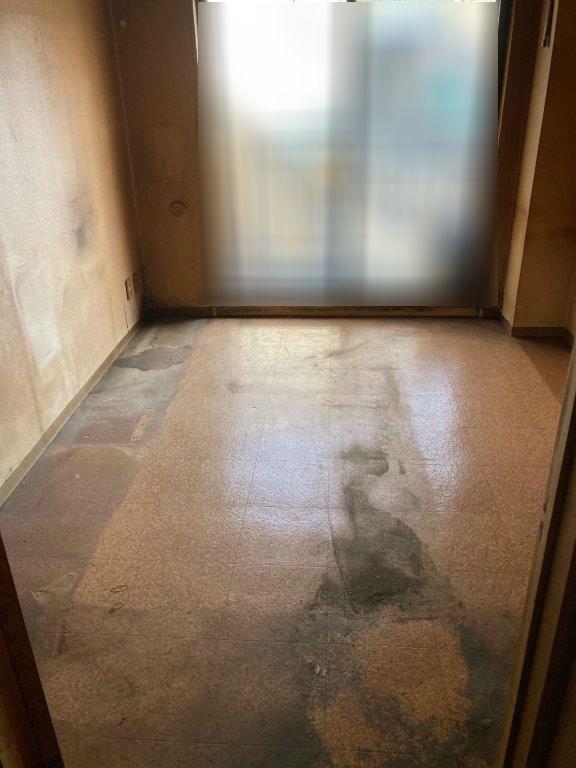 ゴミ屋敷清掃 片付け後の部屋