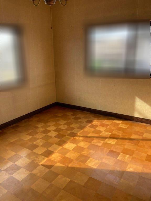 2階洋室の片付け後