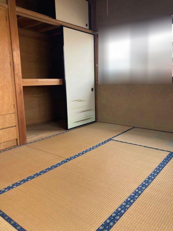 2階和室の片付け後