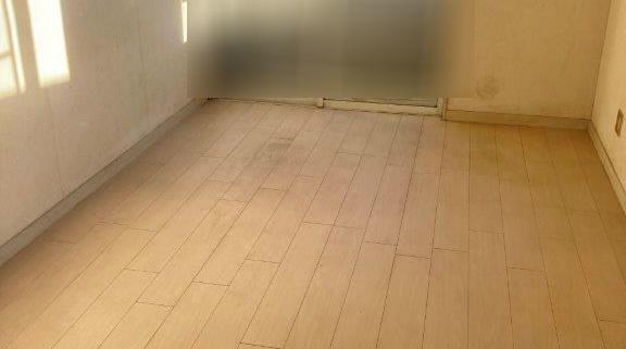 メインの部屋片付け・清掃後