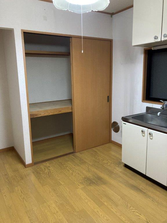 キッチン・その他の部屋の片付け後