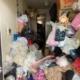 ゴミ屋敷状態の室内