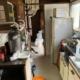 玄関・台所の片付け前