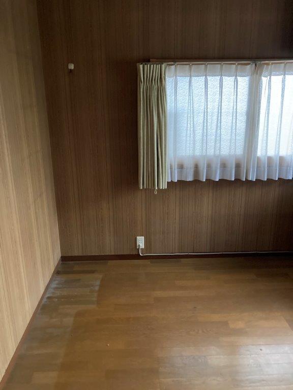 和室(1階)の片付け後