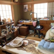 特殊清掃前のお部屋の画像